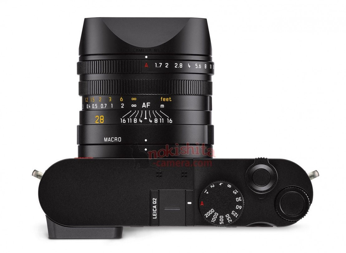 First Images of Leica Q2 Leaked Along with Rumored Announcement Date