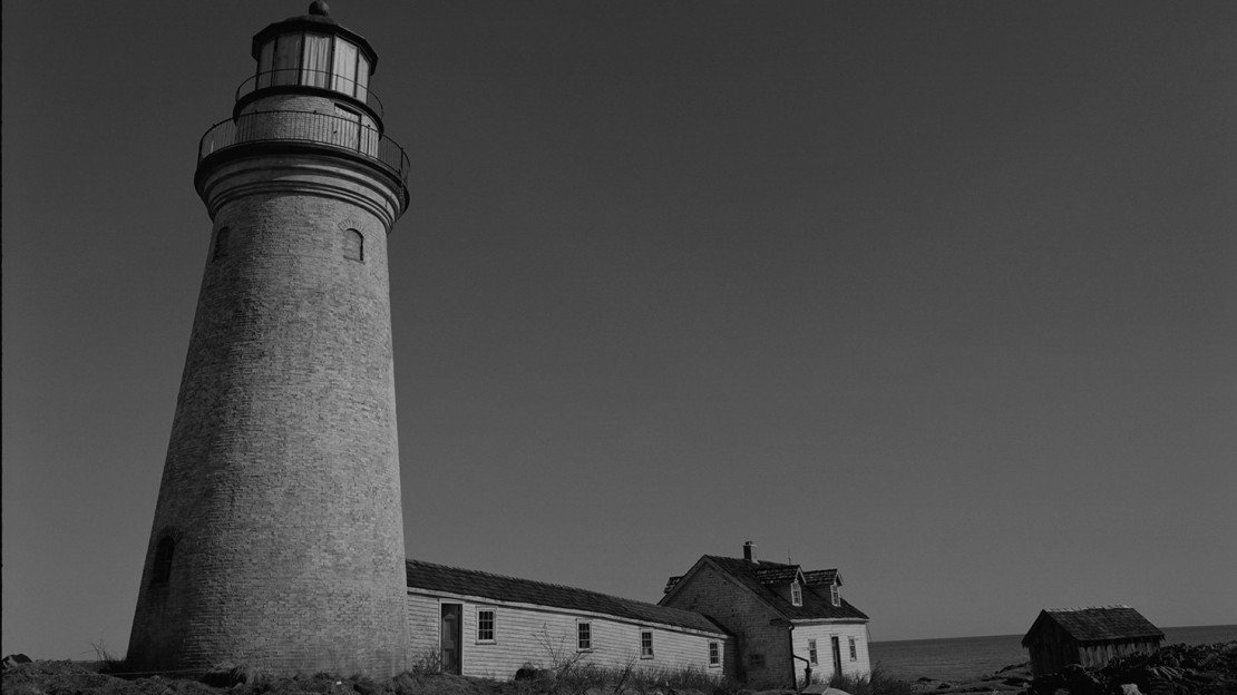 The Lighthouse Robert Eggers Jarin Blaschke cinematography
