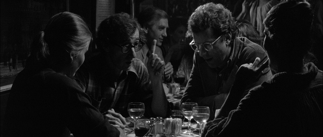 Manhattan Still Frame Woody Allen Gordon Willis