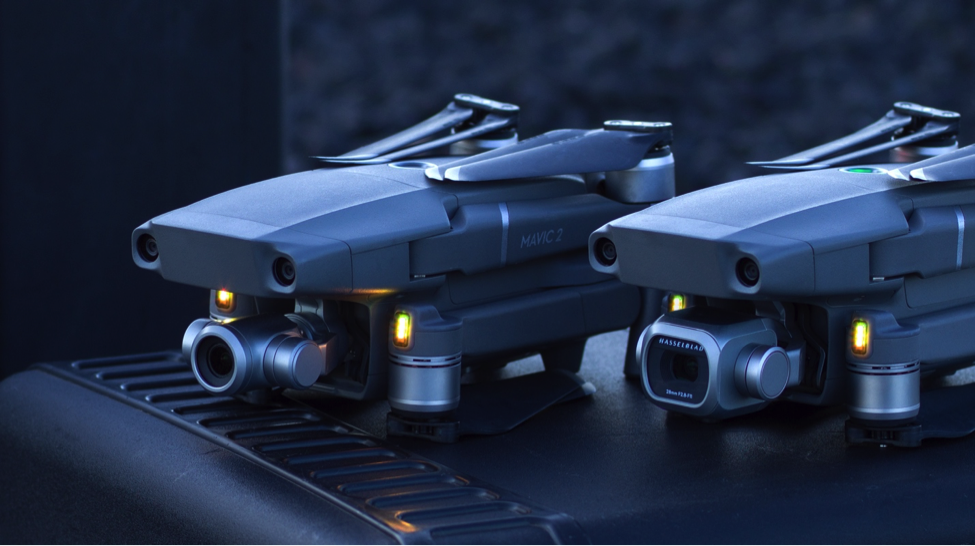 DJI Introduces Mavic 2 Pro And Mavic 2 Zoom