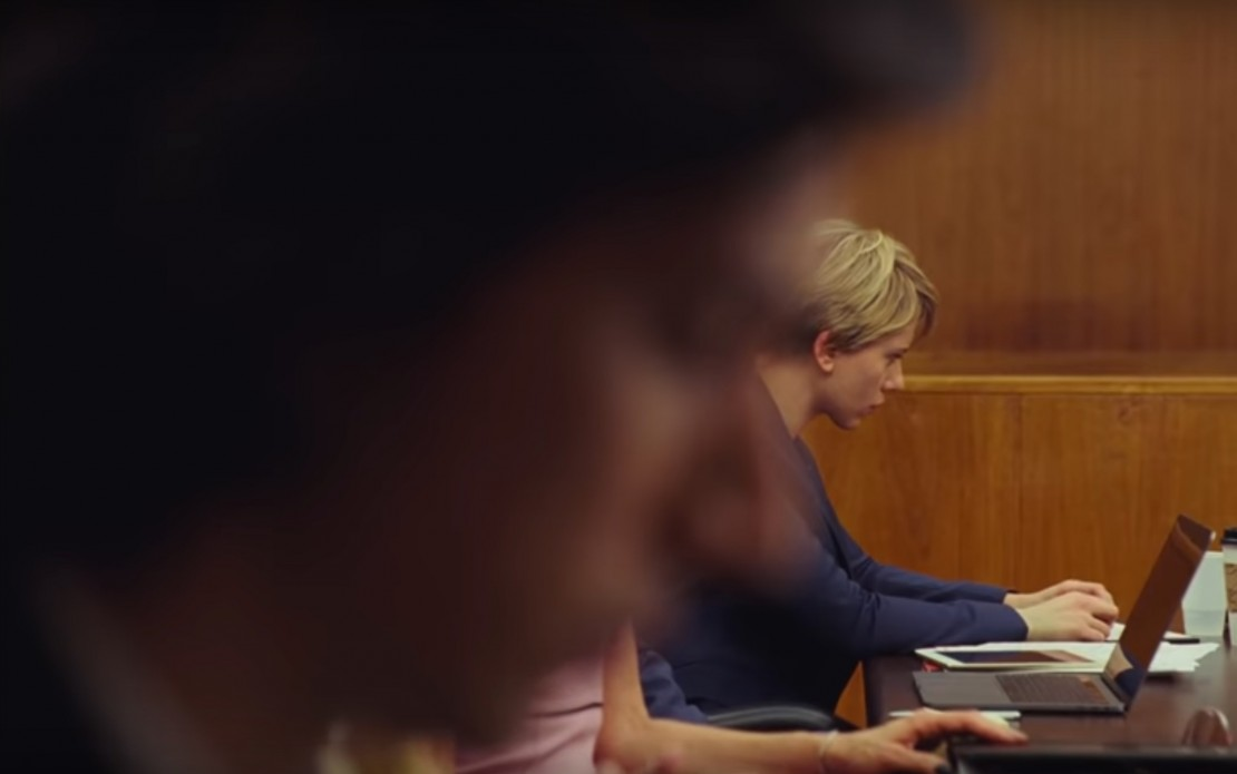 Noah Baumbach - 'Marriage Story' Courtroom Scene