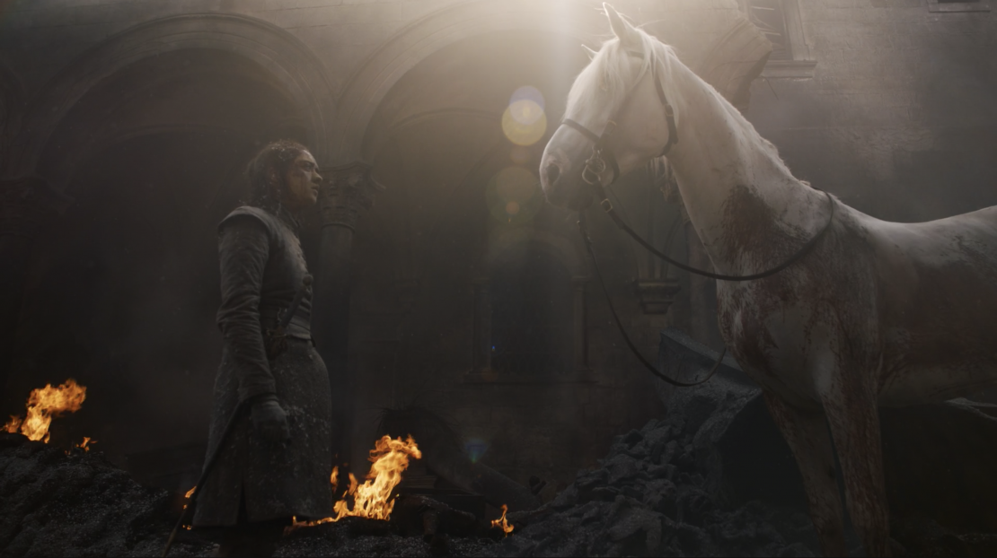What's the Deal with Those Lens Flares in 'Game of Thrones'?