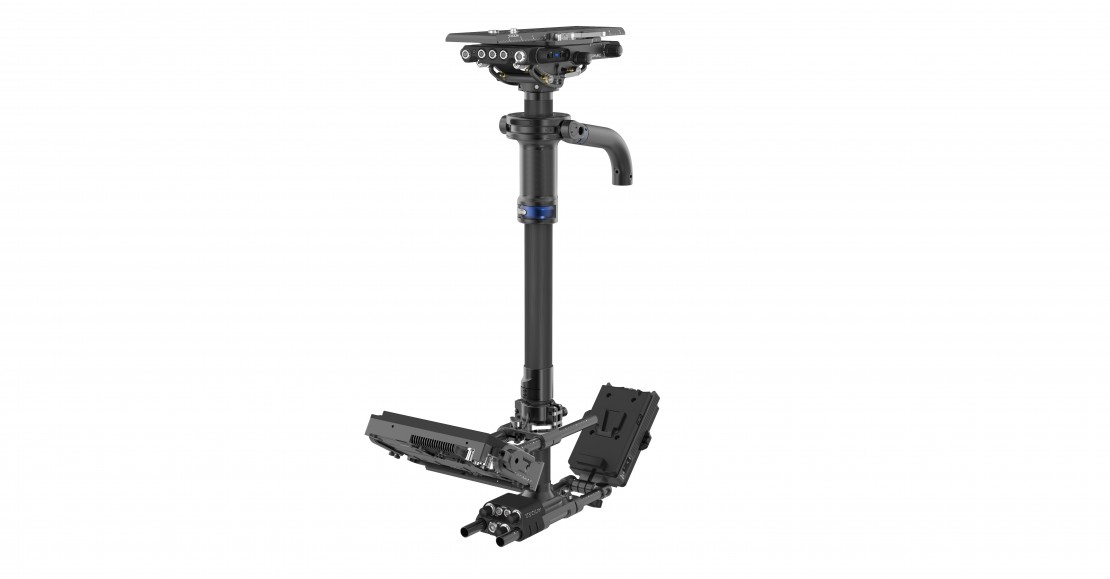 The New M-2: Steadicam Adds Active Stabilization to Full Rig