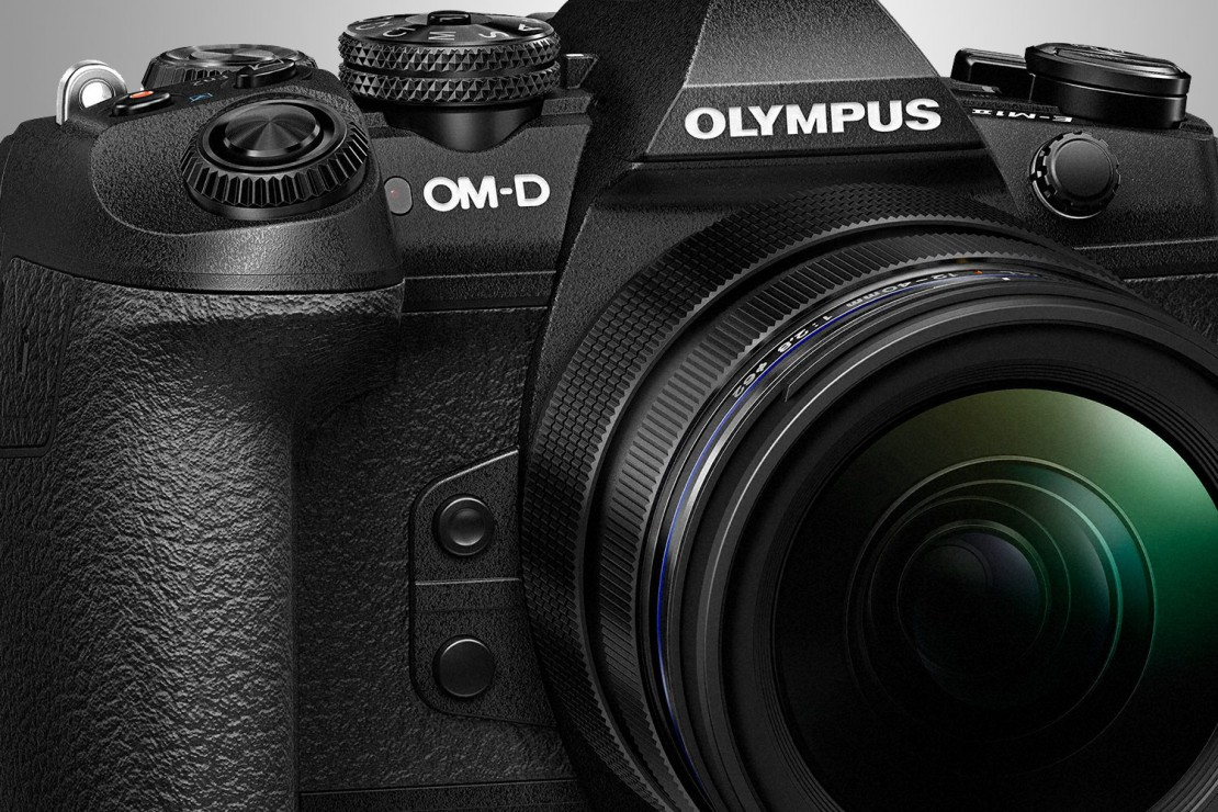 Olympus Announces 4K Mirrorless Camera
