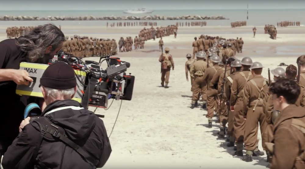 How Christopher Nolan's 'Dunkirk' Used IMAX Cameras to Put You on the Frontlines