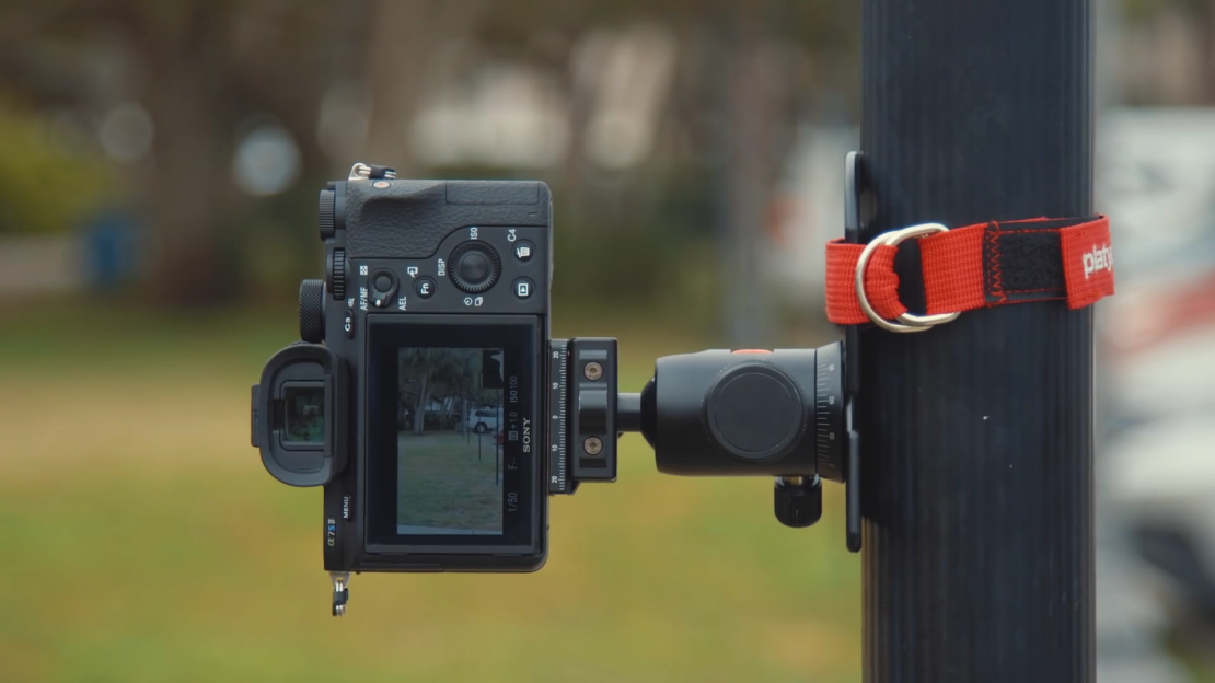The 49 Platypod Ultra Is A Mini Tripod That You Can Mount