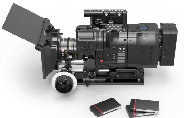 Varicam Pure Side View