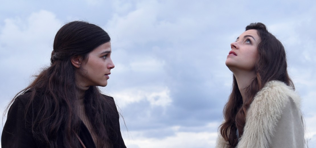 Joy Rieger and Nelly Tagar in 'Past Life'