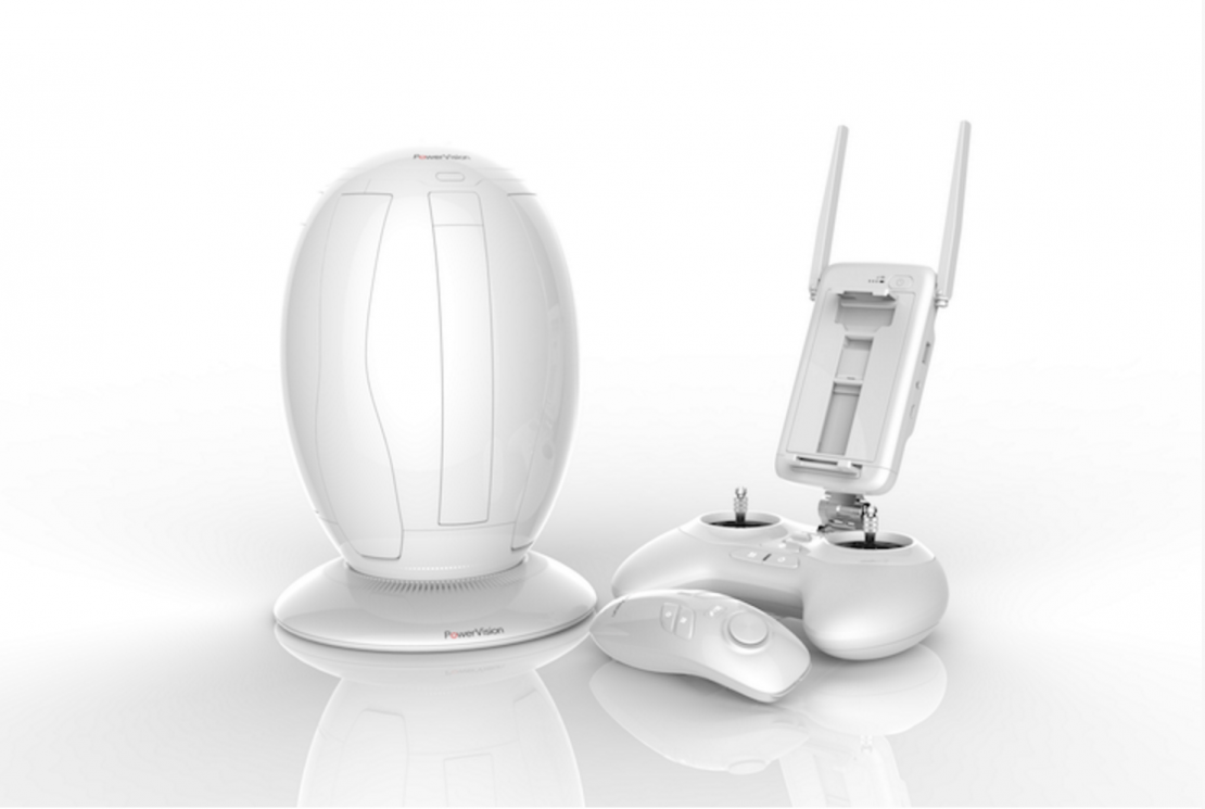 PowerVision Egg Packed