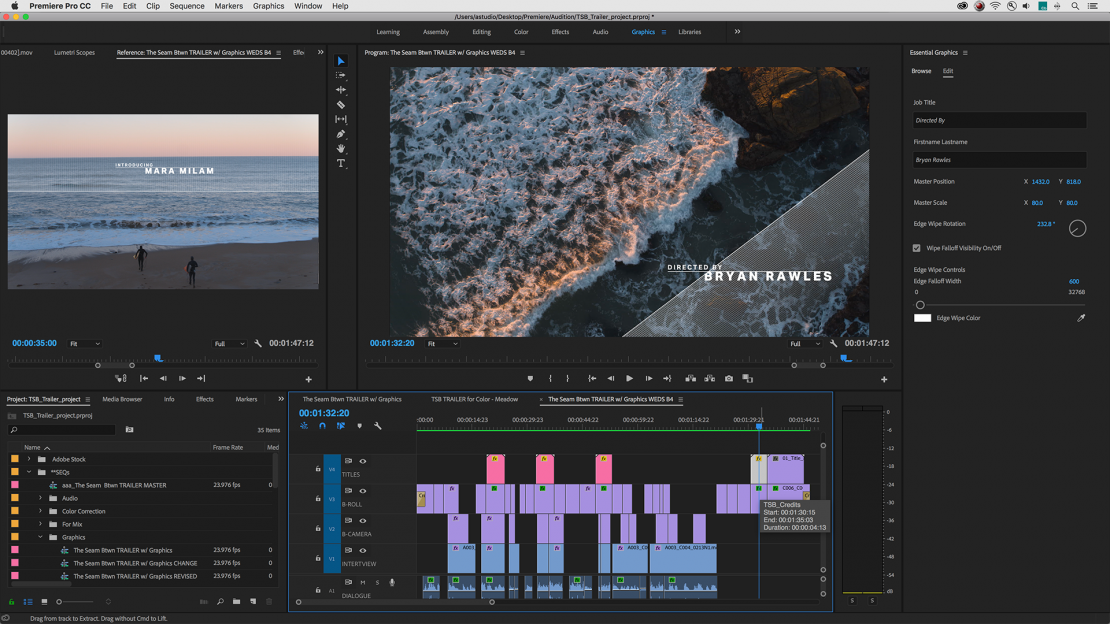 adobe 39 s latest creative cloud update is packed with new video tools. Black Bedroom Furniture Sets. Home Design Ideas