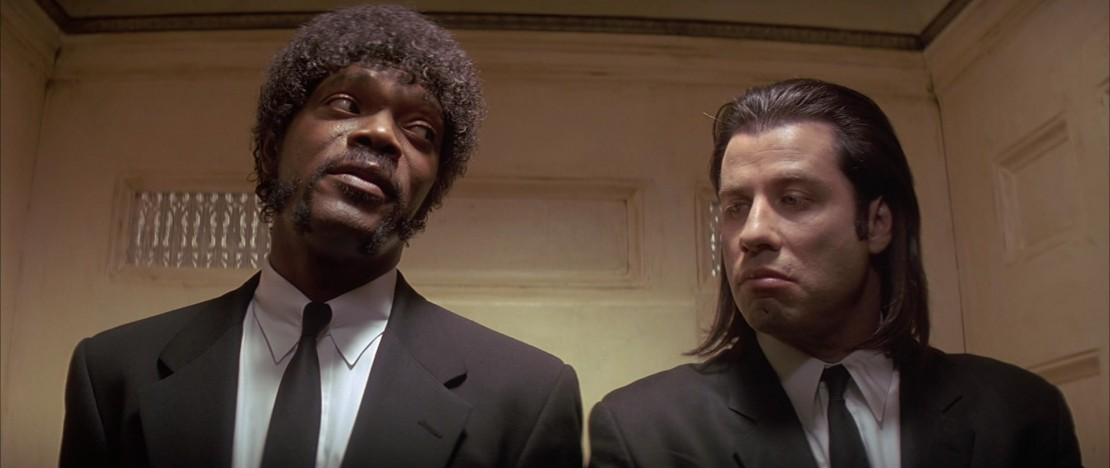 watch if you turn the sound off pulp fiction is still   pulp fiction credit miramax films