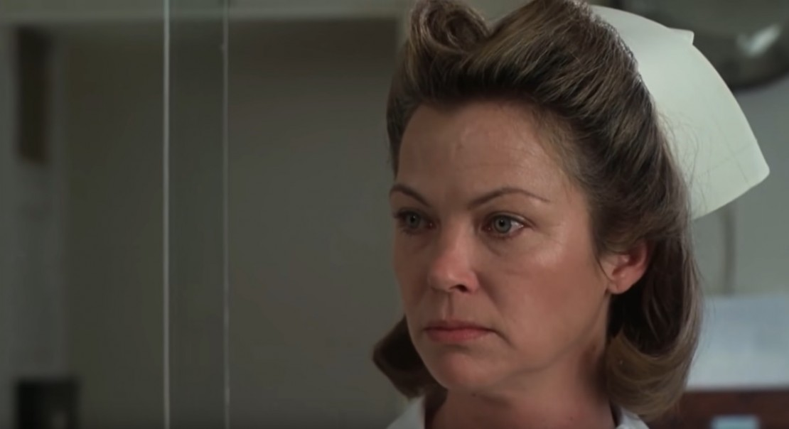 Nurse Ratched in 'One Flew Over the Cuckoo's Nest'