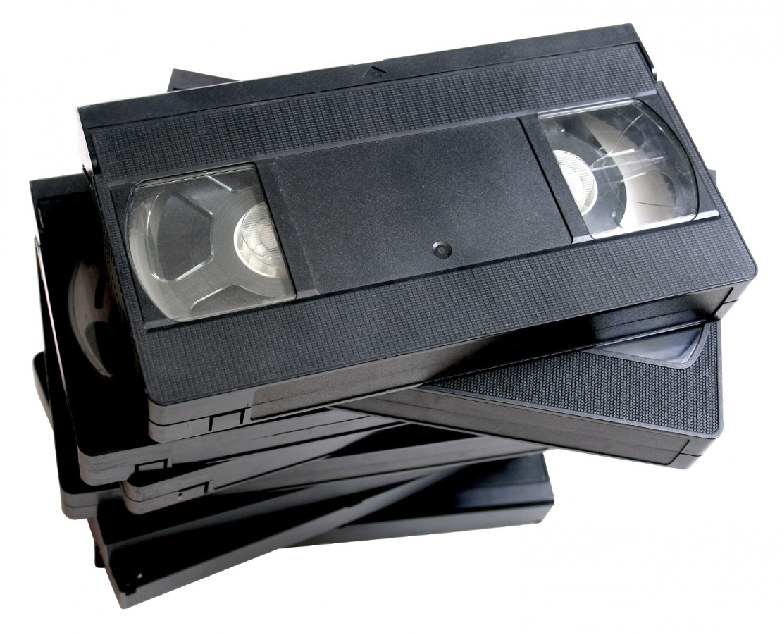 Here's How You Can Transfer Your VHS Tapes into Digital Files