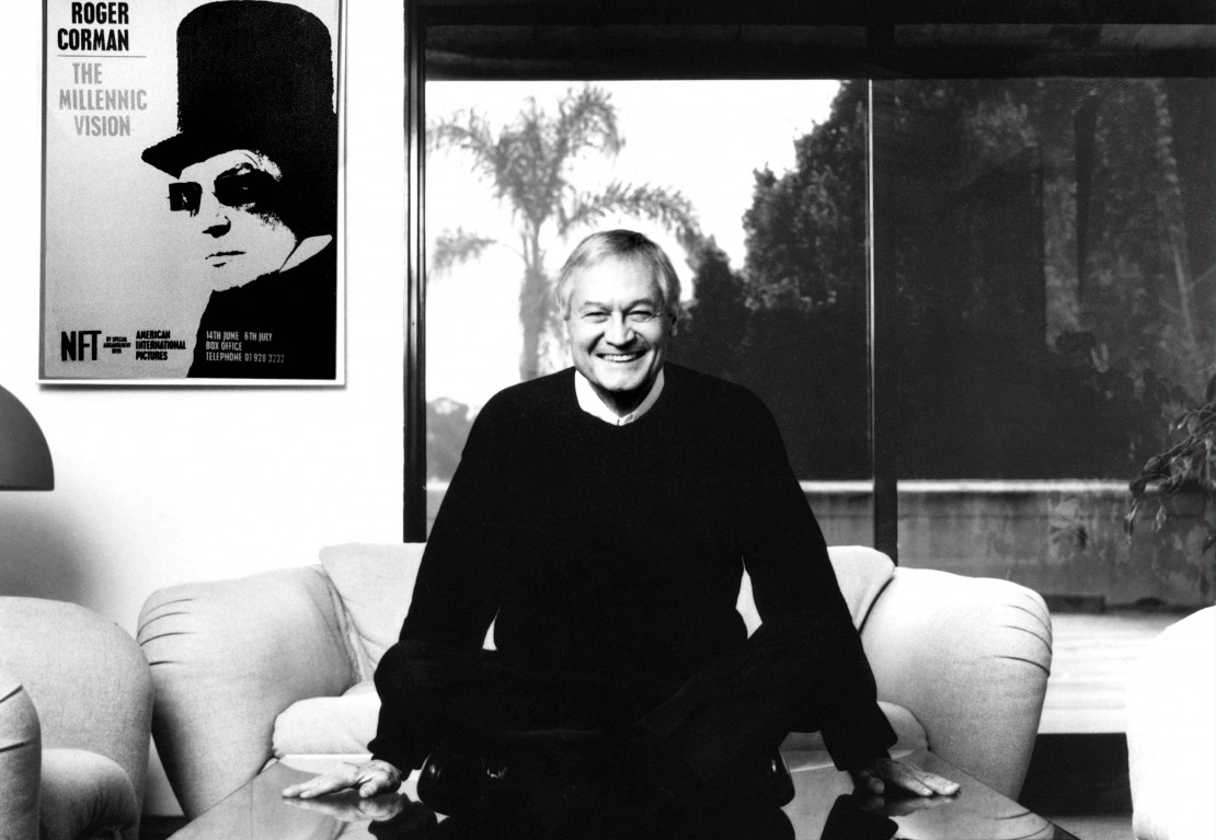 Roger Corman Courtesy Pardo Live