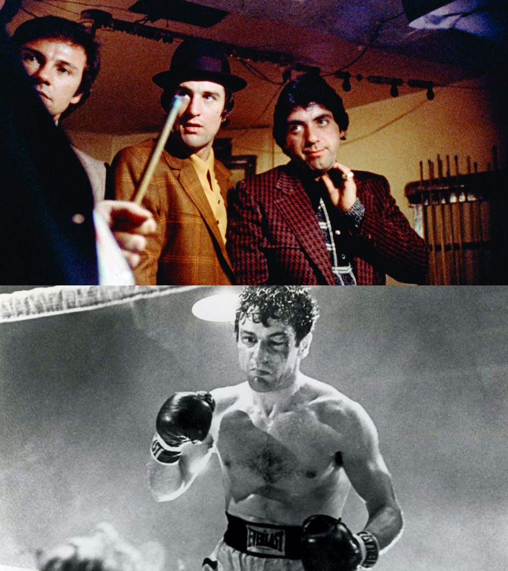 Mean Streets and Raging Bull