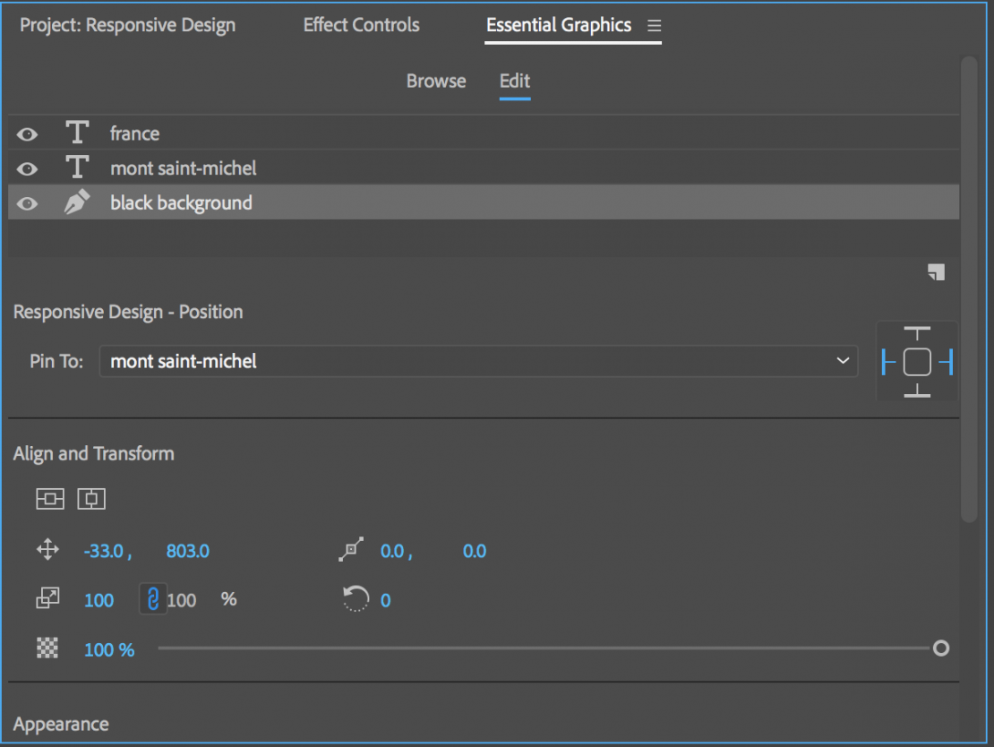 Feature Focus: Take a Look at Adobe Premiere Pro's New Responsive Design Tools