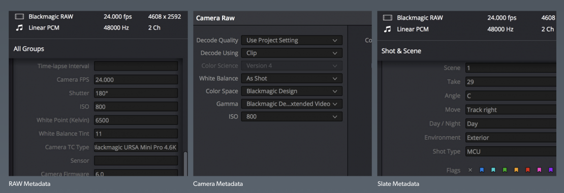 Blackmagic Makes Raw Competitive with Its Own Format Designed for