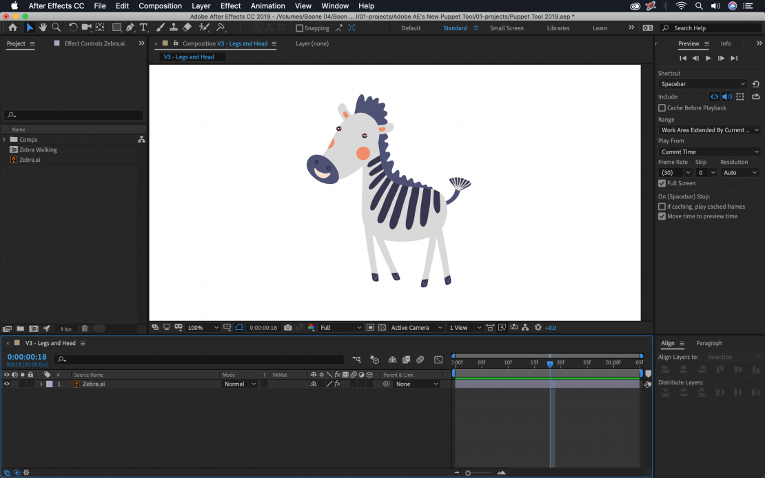 Check Out the New Puppet Tools in the Upcoming Release of Adobe