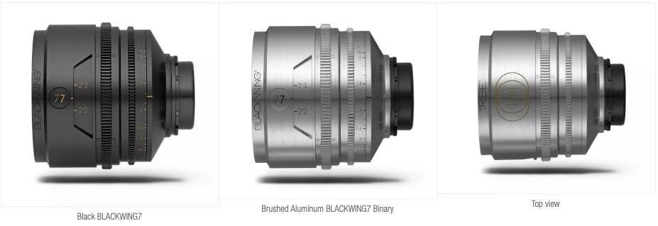 BLACKWING7 First Run Cinema Primes