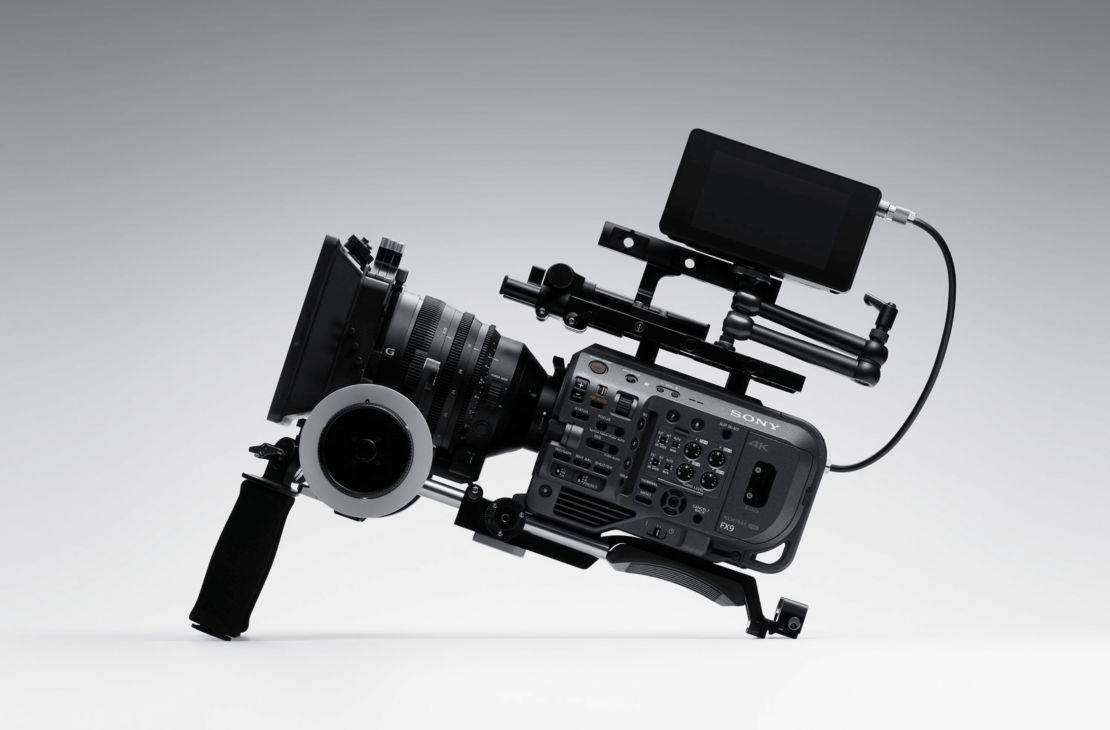 The Sony FX9 is Here and it Does Something No Pro Video Camera Has Done Before