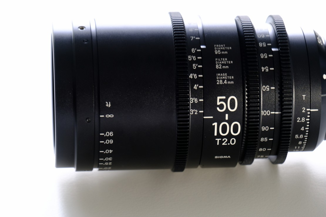 REVIEW: Sigma Offers Cinema Zooms for Indie Prices
