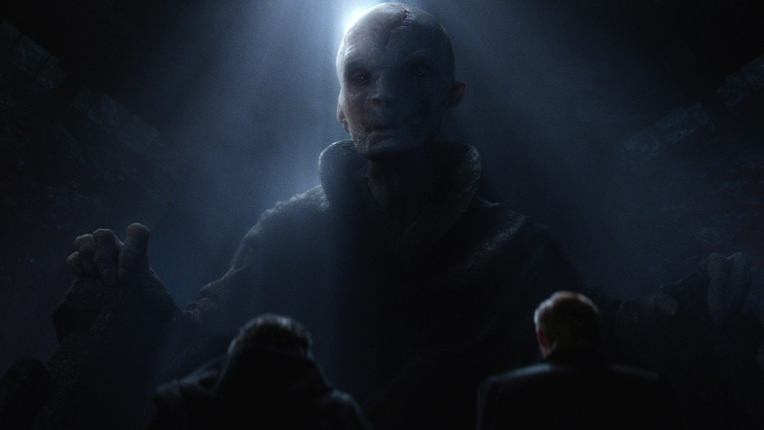 Snoke-Star-Wars