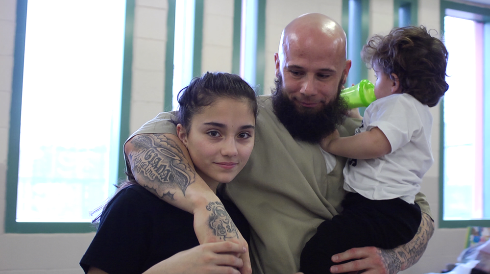 Sons and Daughters of the Incarcerated, directed by Denali Tiller