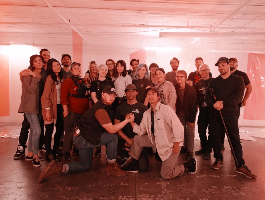 'See You Then' Crew Photo