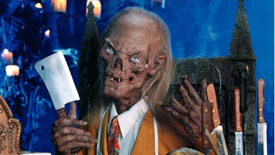 Tales from the Crypt Larry Wilson