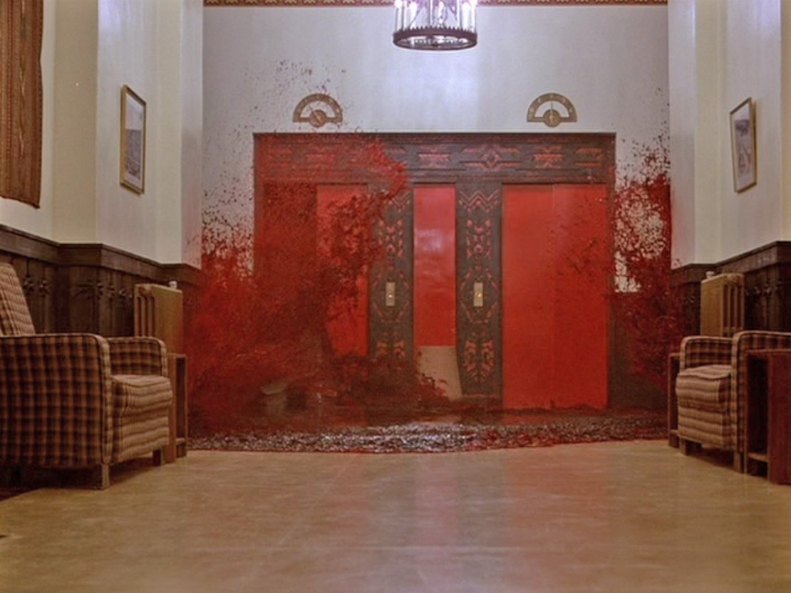 The Shining Blood Elevator
