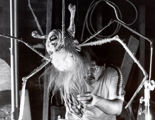 The Thing Spider Head Puppet