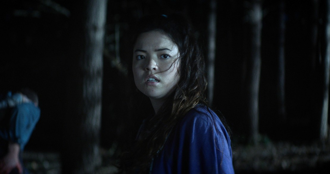 """Piper Curda as """"Mallory"""" in Brett and Drew Pierce's THE WRETCHED. Courtesy of IFC Midnight. An IFC Midnight Release."""