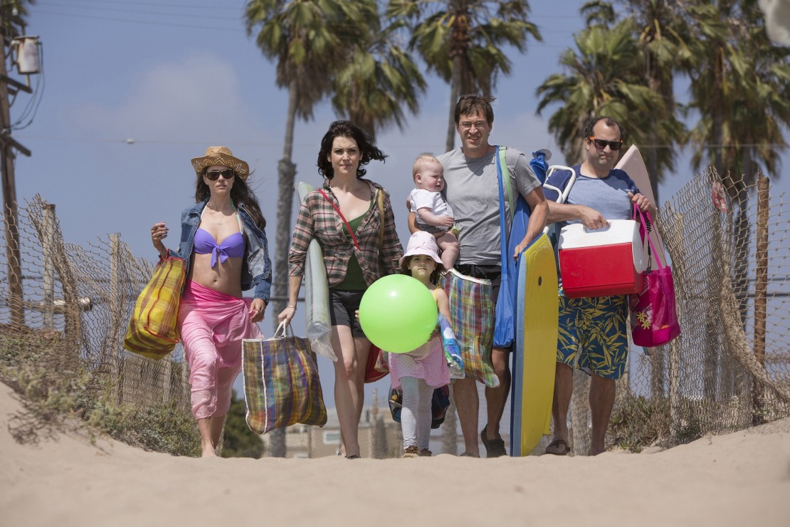 The Cast of HBO's Togetherness