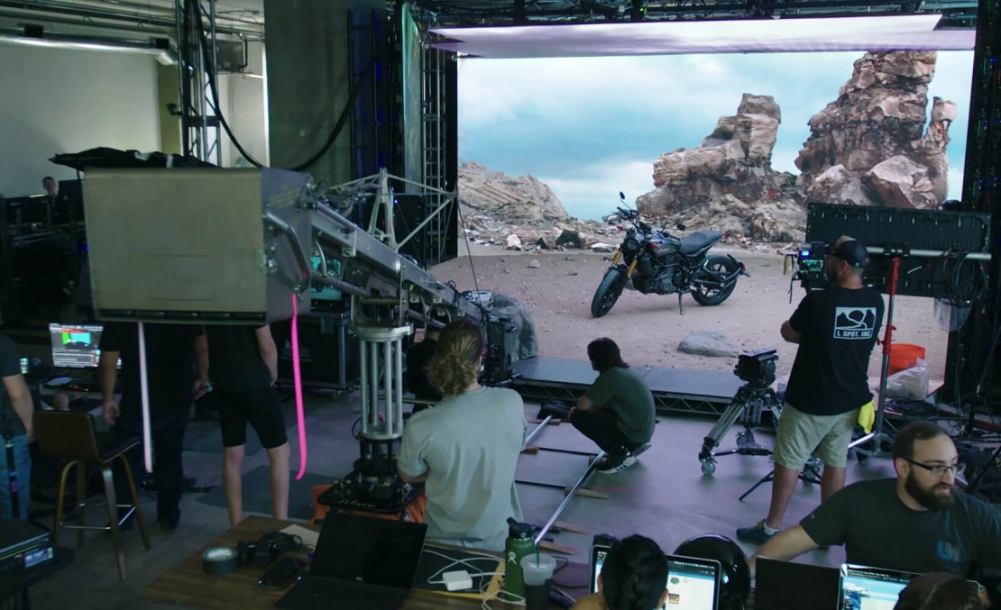 How Tech Used for 'The Mandalorian' and 'Lion King' Are Changing Hollywood
