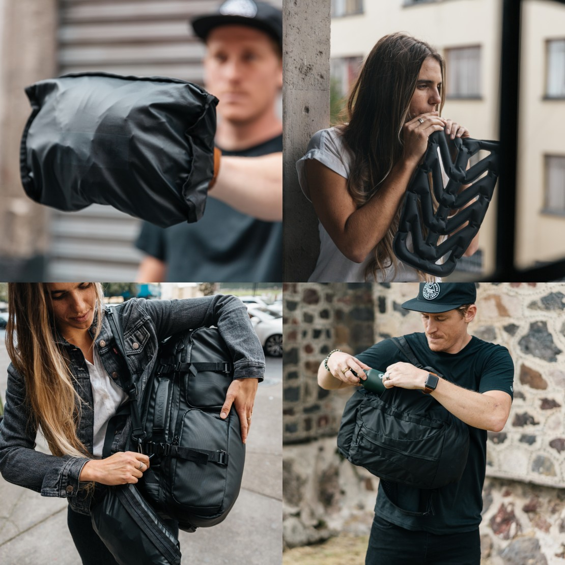 Veer 18: A Backpack That Travels Light and Protects Your Camera Gear