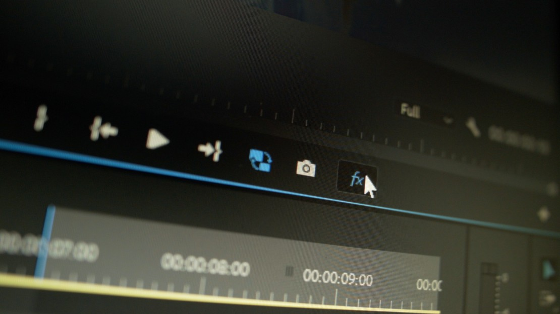 Global FX Mute Button Premiere Pro