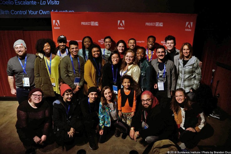 Sundance Ignite Fellows