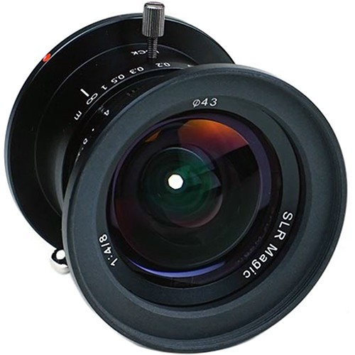 SLR Magic 8mm M4/3 Lens