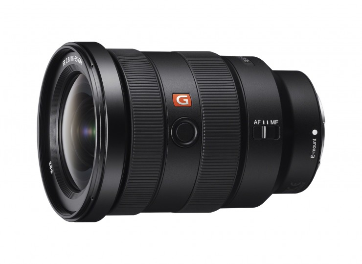 Sony FE 16-35mm F/2.8 Full Frame Zoom Lens