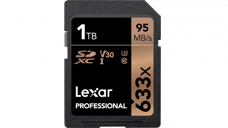 Science Has Finally Brought Us The World S First 1tb Sd Memory Card