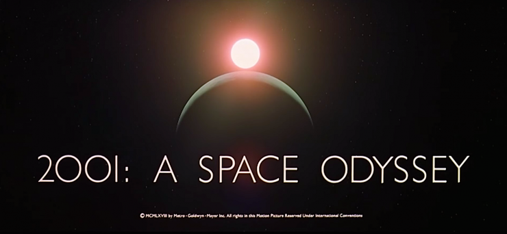 2001: A Space Odyssey - Original Alex North Score