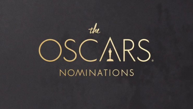 2016 Academy Award Oscar Nominations Logo