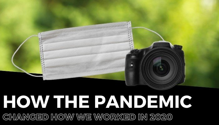 How the pandemic changed how we worked in 2020