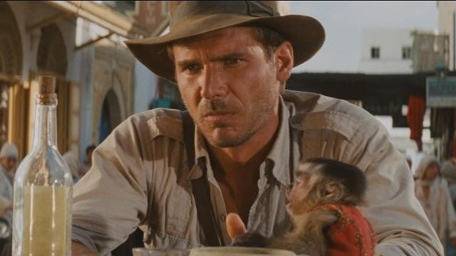 God and Indiana Jones