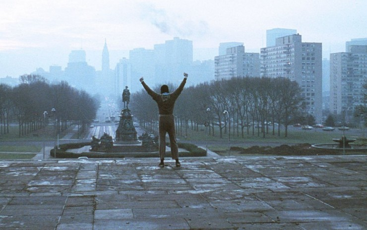 Best movies of 1976 Rocky