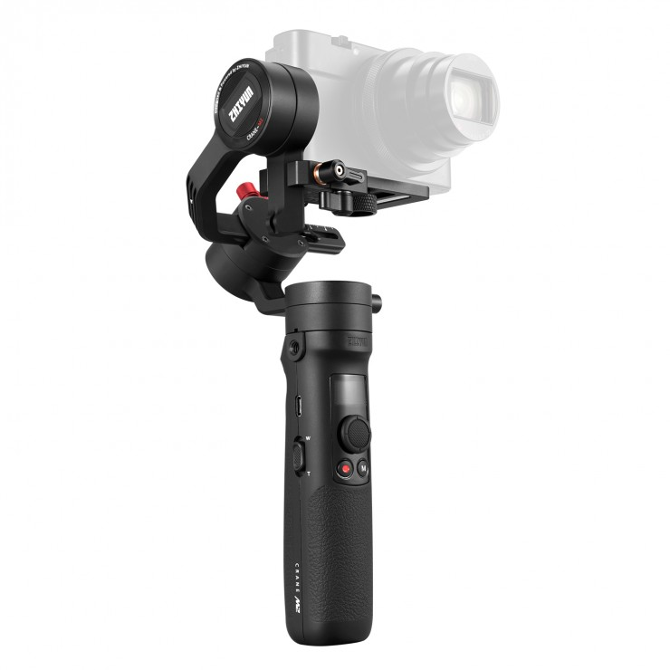 The Zhiyun Crane 2 Can Carry DSLRs, Smartphones, and even GoPros