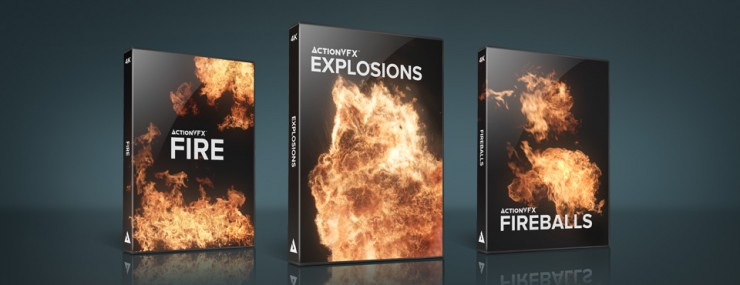 These New 4K Explosion & Fire FX Packs Pick Up Where Others