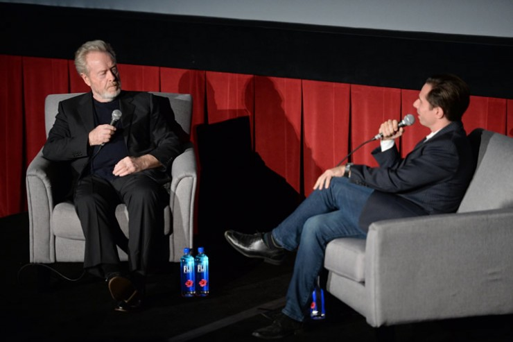 Ridley Scott at AFI Fest 2015