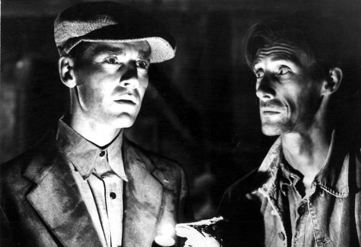 Grapes of Wrath cinematography