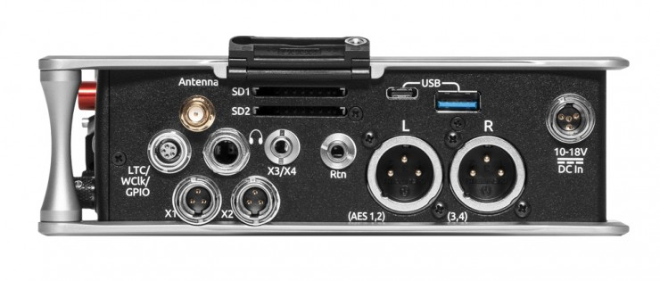 Sound Devices Packs Scorpio Power into Small 8-track Recorder